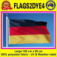 German flag Germany flag Flagge Deutschlands for house home flag pole