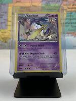 SHIPS SAME DAY Pokemon Card NM/M Aegislash 62/122 Holo Psychic Type 2016 Rare