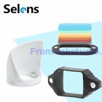 3IN1 Selens Magnetic Flash Modifier Light Bounce Diffuser Fr Canon Nikon YongNuo