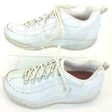 Skechers Shape Ups 76455 White Slip Resist X Wear Womens Size 9.5.