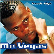 MR. VEGAS - Heads High (CD 1998)