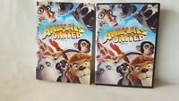 Animals United ( DVD, 2010 )  W / SLIPCOVER  ~  FAMILY MOVIE