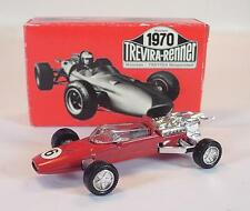 Schuco 1/66 Ferrari Formel 2 Renner München 1970 in roter Trevira Box #1996