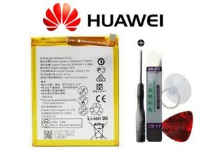 Pour  Huawei  P10 Lite  Batterie Original HB366481ECW 2900mAh Garantie 1 Mois