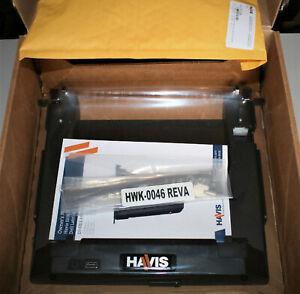 HAVIS mobile Docking Station for Dell Latitude 12 Rugged Tablet PS DS-DELL-612-2