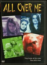 All Over Me (DVD, 2005) VERY RARE LESBIAN THEME 1997  TARA SUBKOFF BRAND NEW