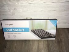 Targus USB Wired Keyboard - AKB30US