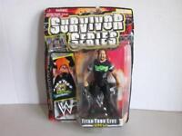 WWE WWF Jakks 1999 Wrestling JESSE JAMES ROAD DOGG Action FIgure Titan Tron NEW