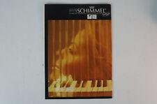 Schimmel Prospekt Klavier Flügel Prospekte 1960 70er Jahre vintage Katalog B5268