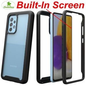 CASE For Samsung  A12 A22 A32 A52S 5G Shockproof 360° Full Body Cover Protective
