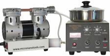 KW-4A Spin Coater-Incl. Oil-less vacuum pump, 3 vacuum chucks, & 2 year warranty