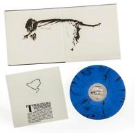 The Exorcist Soundtrack Vinyl Record LP Blue with Black Smoke Variant