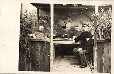 14282/ Originalfoto 9x13, Offiziere Armierungs Batl. 158, 1917