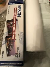 EPSON PREMIUM GLOSSY PHOTO PAPER 13x32.8 inches 329mmx10m 1 roll S041378