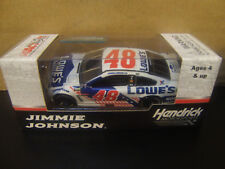 Jimmie Johnson 2017 Lowe's Patriotic #48 Chevy SS 1/64 NASCAR Monster Energy Cup