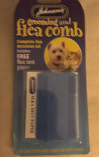 Johnsons Grooming & Flea Comb for cats, kittens, puppies, dogs & small animals
