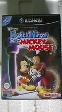 NINTENDO GAMECUBE GAME CUBE DISNEY MAGICAL MIRROR STARRING MICKEY MOUSE ITA