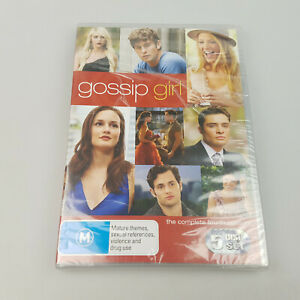 Gossip Girl Season 4 DVD New Sealed Packaged