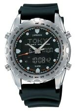 J.SPRINGS MENS WATCH BAM003 WORLD TIME