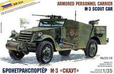 Zvezda 1/35 M-3 Scout Car # 3519