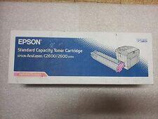 Toner d'encre Magenta neuf original Epson C13S050231 pour Aculaser C2600 series