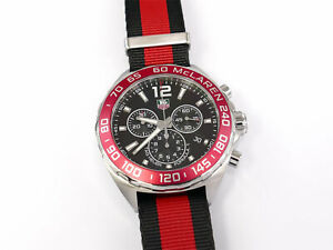 TAG Heuer Formula 1 McLaren Anniversary Limited Edition CAZ1112.FC8188 F1 Boxed