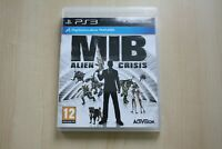 Men in Black: Alien Crisis Excellent condition. Complete with manual