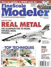 Fine Scale Modeler Dec10 F-101 Soviet T-26 Aluminum Foil F-101 Star Trek EA-6B