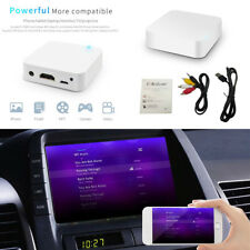 Car USB WiFi Display System Mirror Link Box Miracasst DLNA HDMI for Android IOS
