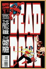 DEADPOOL The Circle Chase #2 Marvel Comics 1993 High Grade NM+ SHARP COPY!!!