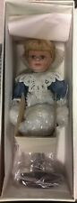"""*NEW* Butterfly Kisses Precious Collection #2 Doll """"HAPPY BIRTHDAY DAD"""" w/COA"""