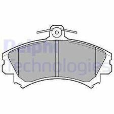 Front Brake Pads Mitsubishi Carisma 1.9 Di-D Hatch DA 95-06 115 129.85x76.9mm