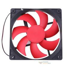 120mm DC12V 1800R 120x120x25mm 2Pin Computer CPU Cooling Fan for PC