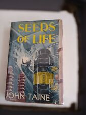 Seeds of Life by John Taine Limited # 107 of 300 First Edition Signed Near Fine