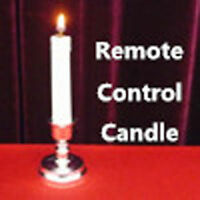 New Arrivals Remote Control Candle - Magic Trick Stage Magic Mental Illusion