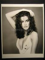 Sexy Marla Heasley VINTAGE Oversize 11x14 PHOTO By Harry Langdon OS11
