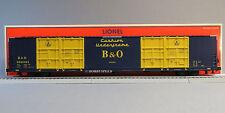 LIONEL B&O 86' HI CUBE BOXCAR 8 DOOR 492021 SCALE o gauge train ohio 6-82421 NEW