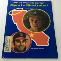 Sports Illustrated: May 3 1971 - Oakland Takes Over The West Catcher Dave Duncan