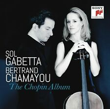 SOL GABETTA/CHAMAYOU,BERTRAND  - THE CHOPIN ALBUM  CD NEW+