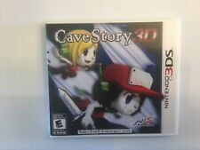 Replacement Case (NO GAME) Cave Story 3D - Nintendo 3DS