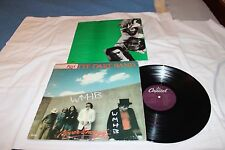 Pousette-Dart Band LP with Original Record Sleeve-NEVER ENOUGH