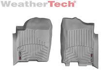 WeatherTech Floor Mats FloorLiner for Nissan Titan King Cab - 2004-2008 - Grey