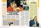 Coupure de presse Clipping 1992 (1 page 1/2) Anne Marie Peysson
