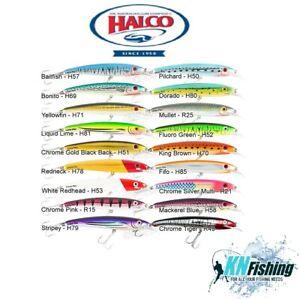 HALCO LASER PRO 160 DD Hard Trolling Casting Lures Albacore Tuna 160mm 30gr 2m