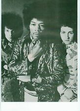JIMI HENDRIX Experience ponder magazine PHOTO/Poster/clipping 11x8 inches