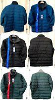 Weatherproof Men's Water Resistant Ultra Luxe Puffer Coat Jacket - NWT