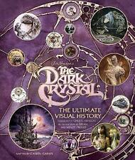 The Dark Crystal: The Ultimate Visual History by Caseen Gaines (Hardcover, 2017)