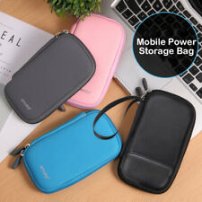 Electronic Accessories Organizer Bag Storage Mobile Power Data Cable Holder Case