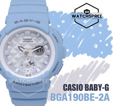 Casio Baby-G New Beach Color Series Watch BGA190BE-2A AU FAST & FREE