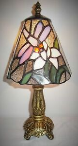 Dragonfly Hand Crafted Tiffany Table Lamp PM708